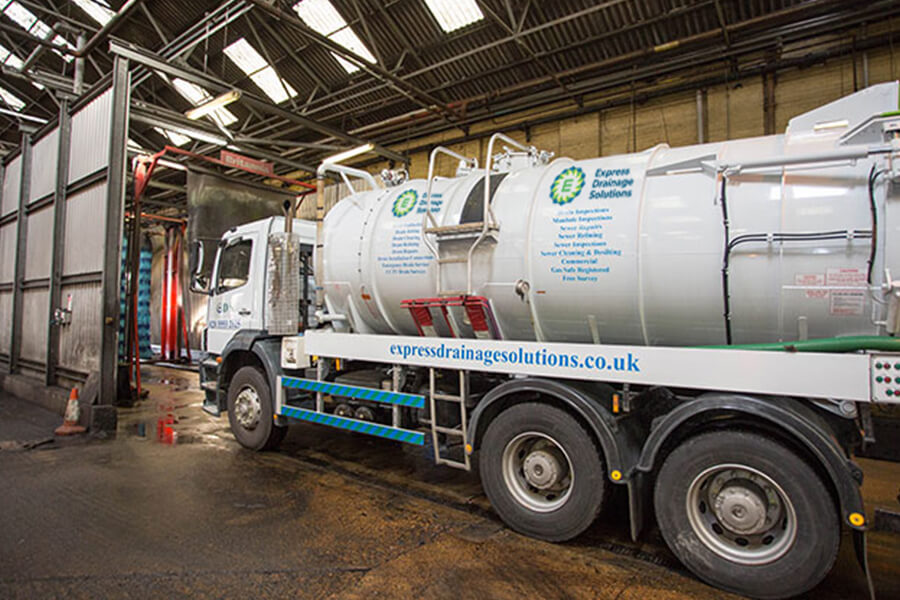 London Drainage Services: Flood Water Extraction London