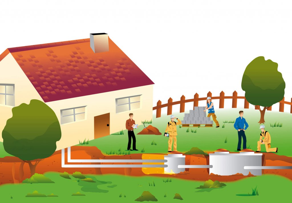 septic tanks and how do they work